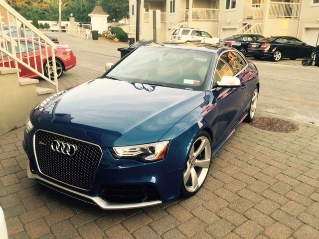 Audi : Allroad 2dr Cpe RS5 PRESTIGE MODEL NEW CONDITION ONLY 16204 ON MILES