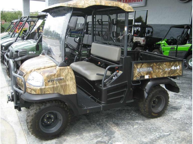 2006 Kubota RTV900 Recreational