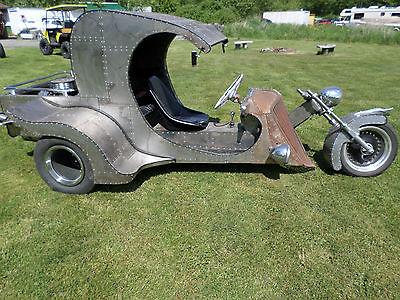 Other Makes : trike custom home built trike  3 wheel  motorcycle