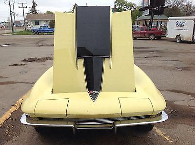 Chevrolet : Corvette Stingray 1963 corvette convert able