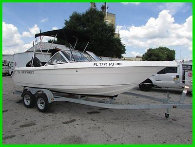 2012 Key West 2020DC with SUZUKI 140HP,AND TRAILER,BEST OFFER