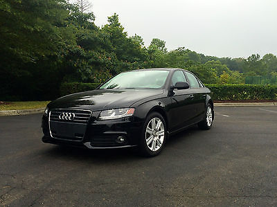 Audi : A4 Premium Plus 2011 audi a 4 excellent condition 41 k miles 6 spd manual single owner