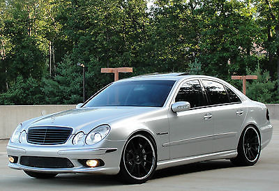 Mercedes Benz E Class e55 amg cars for sale in Connecticut
