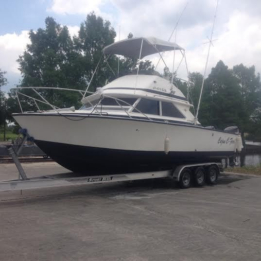 28' 1975 Bertram Sportfisher