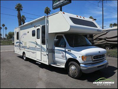 BUY IT NOW:2000 GULF STREAM ULTRA LIMITED EDITION 32' CLASS C MOTORHOME SLEEPS 8