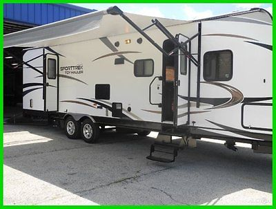 Empty Travel Trailer Shell For Sale
