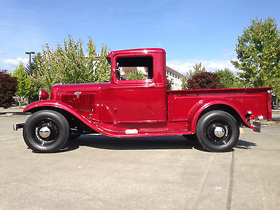 Ford : Other Pickups  pick up truck Pickup truck, flathead, model a