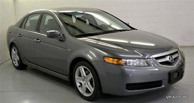 Acura : TL 4dr Sedan 3.2L Automatic TL / NAVIGATION / HEATED SEATS / XENON / MOONROOF / FOLD DOWN SEATS