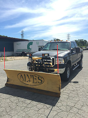 Ford : F-350 XLT Entended Cab 2005 ford f 350 xlt 4 x 4 pickup truck 6.0 diesel w 8 fisher minute mount 2