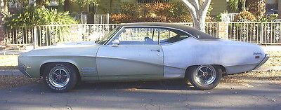 Buick : Skylark Custom 1969 buick skylark custom
