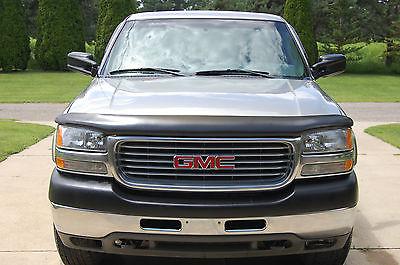 GMC : Sierra 2500 SLE Extended Cab Pickup 4-Door 2001 gmc 3 4 ton hd diesel pick up