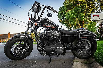 Harley Davidson Sportster 2013 48 Forty Eight Like New