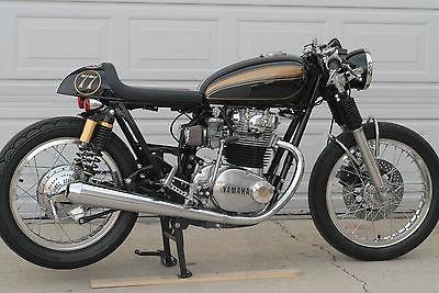 Yamaha : XS 1977 yamaha xs 650 750 cafe racer