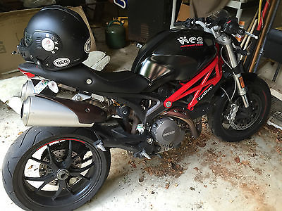 Ducati : Monster 2011 ducati monster 796
