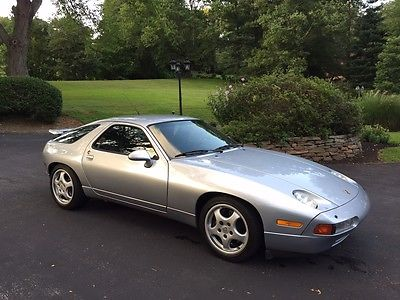 Porsche : 928 GTS Coupe 2-Door 1993 porsche 928 gts clean carfax and autocheck 53 k miles showroom condition