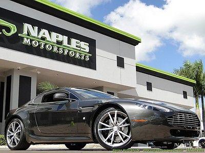 Aston Martin : Vantage Base Hatchback 2-Door 2010 aston martin vantage 19 wheels black piano wood only 7 k miles