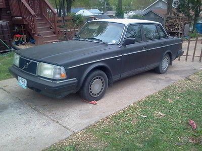 Volvo : 240 DL 1990 240 dl