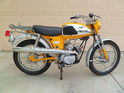 Yamaha : Other Yamaha 1967 YL2-C 100cc Trailmaster