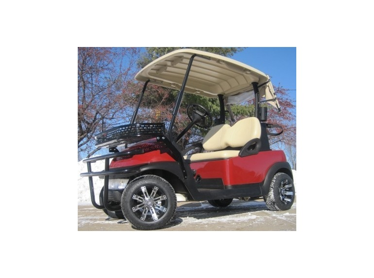 2011 Gsi 48V Club Car Precedent Golf Cart w/ Utility Basket & Br