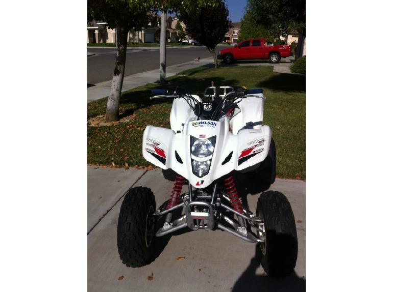 Used Tires Columbus Ohio >> 2003 Suzuki Quadsport Z400 Motorcycles for sale