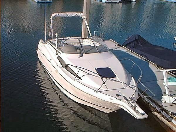 27' Bayliner Ciera Sunbridge