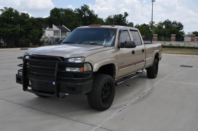 Chevrolet : Silverado 2500 2004 chevrolet silverado 2500 hd crew cab 153