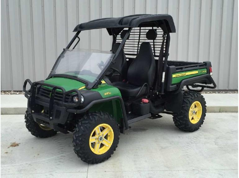 2012 John Deere Gator XUV 855D