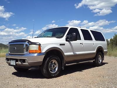 Ford : Excursion Limited 2000 4 x 4 ford excursion limited make offer cheap shipping