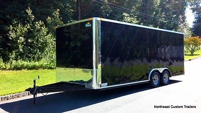 2015 New 8,5x20 Enclosed Lawn Care, Utility Trailer