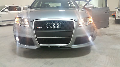 Audi : RS4 Base Sedan 4-Door 2008 audi rs 4 sedan 4.2 l b 8 4 door