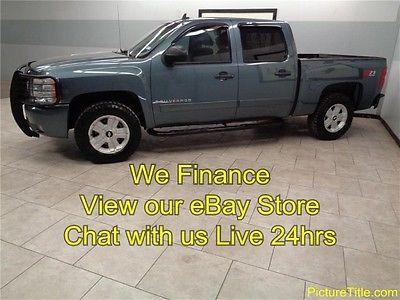 Chevrolet : Silverado 1500 LT 4WD Crew Cab GoodYear Duratrac 07 silverado 1500 ltz 4 x 4 crew cab goodyear duratrac bedliner we finance texas
