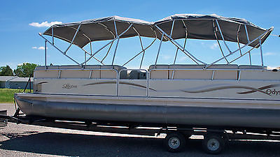 Odyssey Pontoon Boats for sale