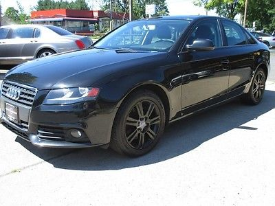 Audi : A4 2.0T Premium FREE SHIPPING WARRANTY CLEAN CARFAX 2 OWNER SERVICED PREMIUM CHEAP SPORTY 2.0