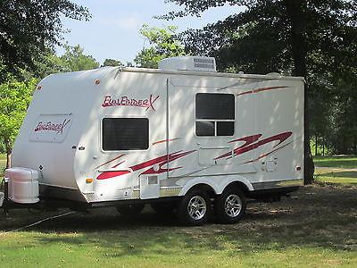 2008 cruiser fun finder x 19 ft camper