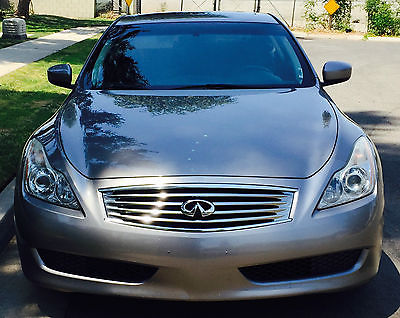 Infiniti : G37 G37 2008 infiniti g 37 base coupe 2 door 3.7 l