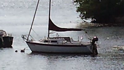 1984 Starwind 19 Sailboat