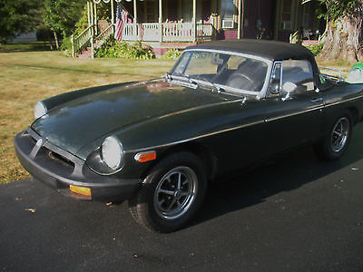 Mg Midget Touch Up Paint Green