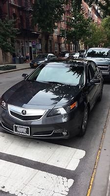 Acura : TL SH-AWD with Technology Package 2013 acura tl sh awd tech package w nav 25 000 miles