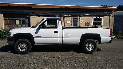 Chevrolet : Silverado 2500 2002 chevrolet silverado 2500