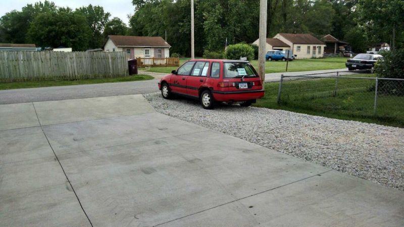 1990 Honda Civic Automatic Real