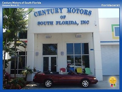 Infiniti : M30 Luxury Sport Convertible Clean CarFax Original Miles Clean CarFax Power Convertible Top CD Player  Leather Cruise Control RARE