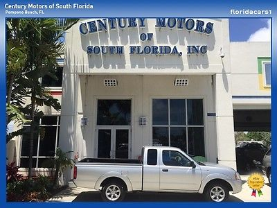 Nissan : Frontier NIADA CERTIFIED Frontier 2WD Truck Nissan ABS Clean CarFax 4 Owner Warranty Cloth CD Player Alloy Wheels