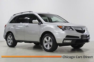 Acura : MDX Technology Pkg 10 mdx sh awd technology low miles gps navigation els sound clean carfax honda