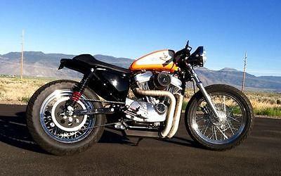 Harley-Davidson : Other Harley Davidson 883 Cafe Racer
