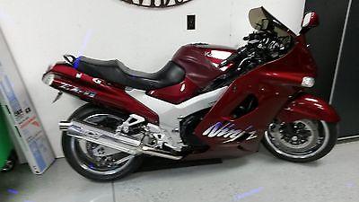 Kawasaki : Ninja ZX 1100 D