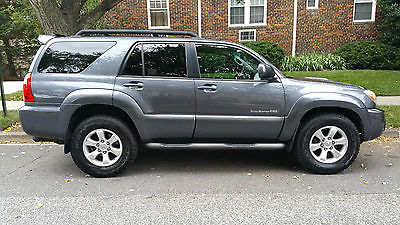 Toyota : 4Runner Sport Edition 2006 toyota 4 runner sport 4 x 4 automatic low miles sunroof v 6 new tires