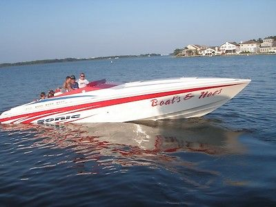 2008 Sonic Offshore Powerboat