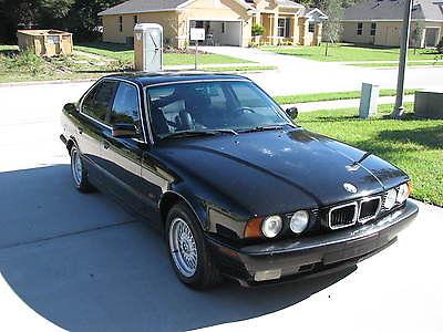 BMW : 5-Series 525i 1995 bmw 525 i automatic 4 door sedan