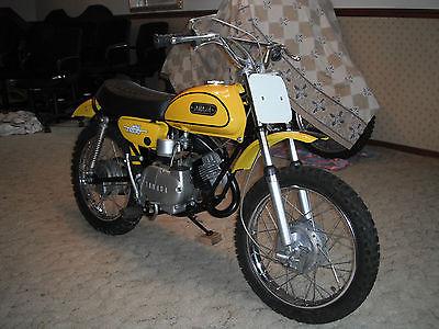 Yamaha : Other YAMAHA JT2MX MINI ENDURO 1972 - VERY NICE VINTAGE MINI BIKE - 1971/1972 JT1-JT2