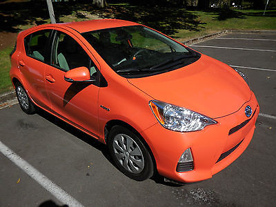 2013 toyota prius c hatchback one cars for sale. Black Bedroom Furniture Sets. Home Design Ideas